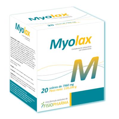 Myolax Proveedor Salud N1 DreamFarma.com
